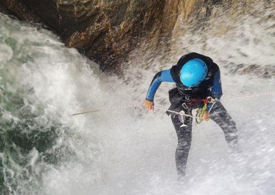 Canyoning sportifs Laruns